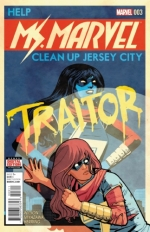 Ms. Marvel vol 4 # 3