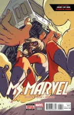 Ms. Marvel vol 4 # 4