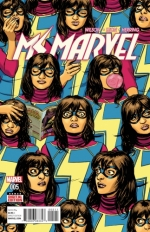 Ms. Marvel vol 4 # 5