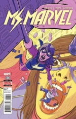 Ms. Marvel vol 4 # 6
