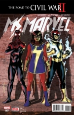 Ms. Marvel vol 4 # 7