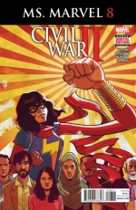 Ms. Marvel vol 4 # 8