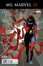 Ms. Marvel vol 4 # 10