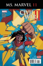 Ms. Marvel vol 4 # 11
