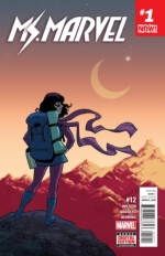 Ms. Marvel vol 4 # 12