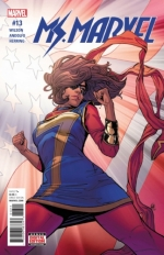 Ms. Marvel vol 4 # 13