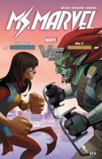 Ms. Marvel vol 4 # 14