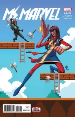 Ms. Marvel vol 4 # 15