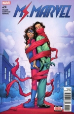Ms. Marvel vol 4 # 24
