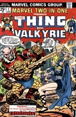 Marvel Two-In-One # 7