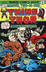 Marvel Two-In-One # 9