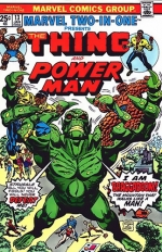 Marvel Two-In-One # 13
