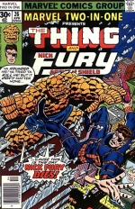 Marvel Two-In-One # 26