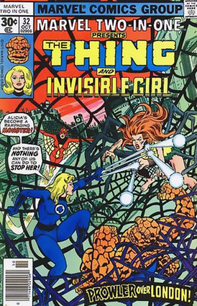 Marvel Two-In-One # 32