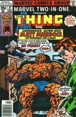 Marvel Two-In-One # 37