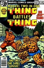Marvel Two-In-One # 50