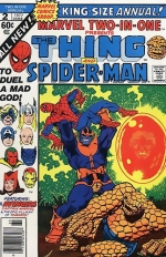 Marvel Two-in-One Annual # 2