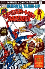 Marvel Team-Up vol 1 # 25