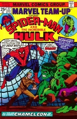 Marvel Team-Up vol 1 # 27