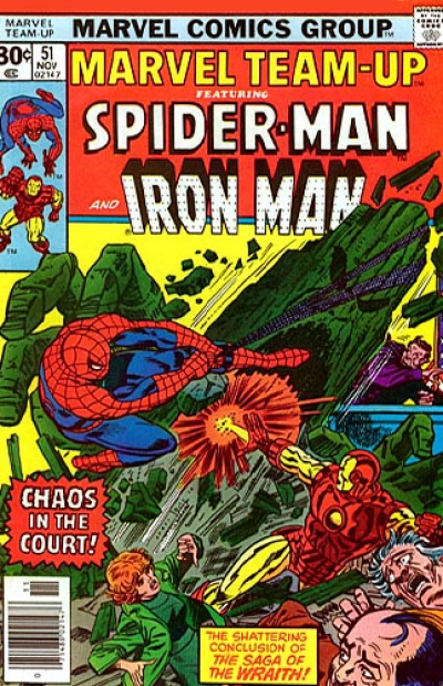 Marvel Team-Up vol 1 # 51