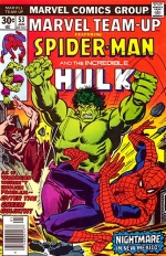 Marvel Team-Up vol 1 # 53