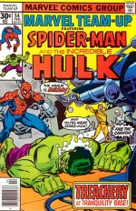 Marvel Team-Up vol 1 # 54