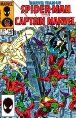 Marvel Team-Up vol 1 # 142