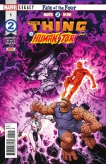 Marvel Two-In-One vol 2 # 5