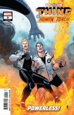Marvel Two-In-One vol 2 # 9