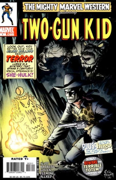 Marvel Westerns: The Two-Gun Kid # 1