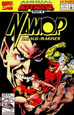 Namor Annual vol 2 # 2