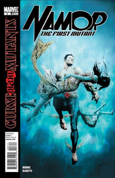 Namor: The First Mutant # 3