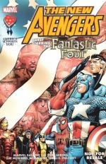 New Avengers Guest Starring the Fantastic Four # 1
