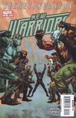 New Warriors vol 4 # 14