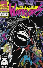 New Warriors Annual # 3