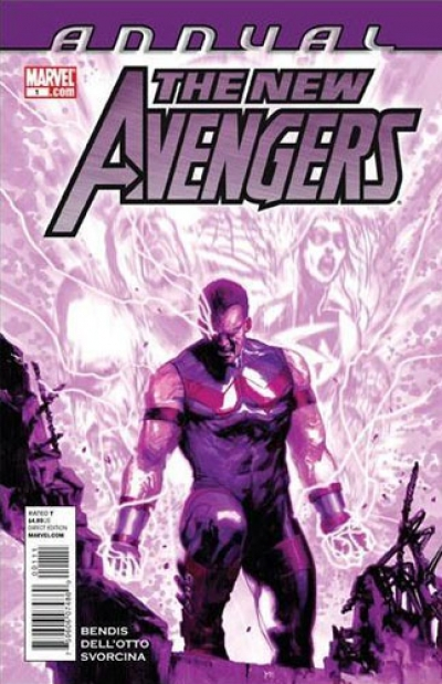 New Avengers Annual vol 2 # 1