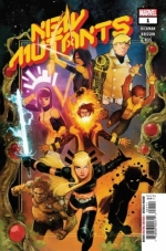 New Mutants vol 4 # 1