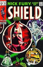 Nick Fury. Agent Of SHIELD vol 1 # 10