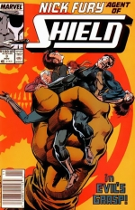 Nick Fury. Agent Of SHIELD vol 2 # 3