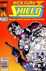 Nick Fury. Agent Of SHIELD vol 2 # 6