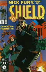 Nick Fury. Agent Of SHIELD vol 2 # 20