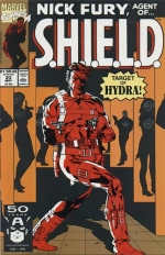 Nick Fury. Agent Of SHIELD vol 2 # 23