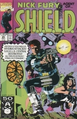 Nick Fury. Agent Of SHIELD vol 2 # 25