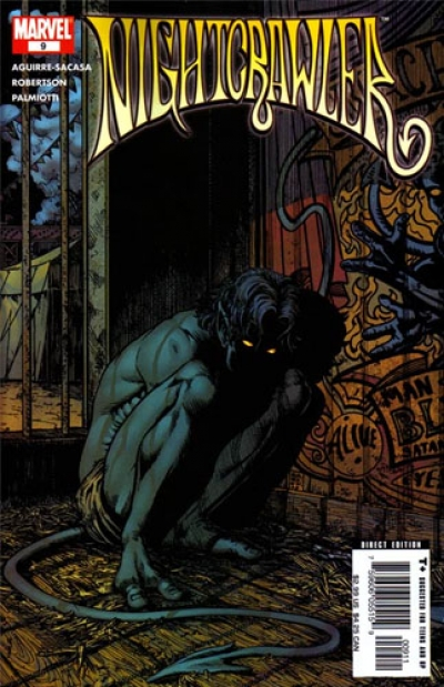 Nightcrawler vol 3 # 9