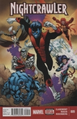 Nightcrawler vol 4 # 9