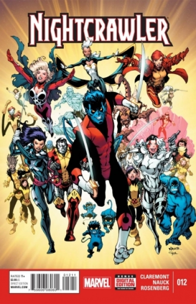 Nightcrawler vol 4 # 12