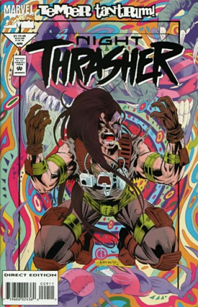 Night Thrasher # 9