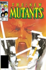 The New Mutants vol 1 # 26