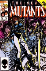 New Mutants vol 1 # 36