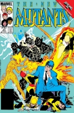 New Mutants vol 1 # 37